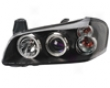 Umnitza Projector Headlights Through  Angel Eyes Nissan Maxima 00-03