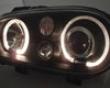 Umnitza Projector Headlights With Angel Eyes Volkswagen Golf Iv 98-05