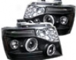 Umnitza Projector Headlights With Led Halos Chevy Suburban 07-08