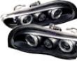 Umnitza Projector Headlights With Led Halos Chevy Camaro 98-02