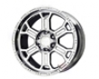 V-tec Raptor 18x9.5  5x150  25mm   Chrome