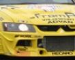Valdi Sport Come before Bumper Mitsubishi Evo Viii 03-05