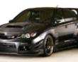 Varjs Front Bumper With Frp Lip S;oiler Subaru Sti Grb 08+