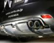 Varis Frp And Carbon Fiber Rear Diffuser Subaru Sti Grb 08+