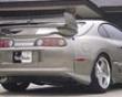 Veilside Ci Carbon & Frp Rear Wing Toyota Supra Jza80 93-98