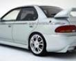 Veilside Ci Fr pRear Wing Spoiler Subaru Impreza Gc8 98-01