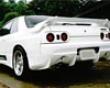 Veilside Ci Rear Bumper Nissan Skyline R32 Gts 89-94