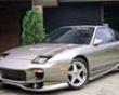 Veilside Ciii Front Bumper Nissan 180sx 89-94