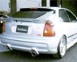 Veilside Eci Rear Bumper Honda Civic Ek Hatchback 96-998
