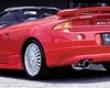 Veilside Eci Rear Bumper Mitsubishi Eclipse 95-99