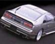 Veilside Eci Rear Half Bumper Nisan 300zx Z32 2+2 90-96