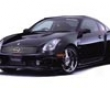 Veilside Flrtune Full Body Kit Infiniti G35 Coupe 03-07