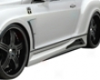 Veilside Premier 4509 Version 2 Side Skirts Bentley Continental Gt 03+