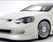 Veilside Racing Edition Side Skirts Acura Rsx Dc5 00-06