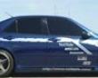 Veilside Sport Side Skirts Lexus Is300 00-05