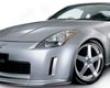 Veilside Version 1 Carbon Front Lip Spoiler Nissan 350z Z33 03-08