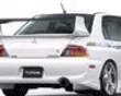 Veilside Version 1 Carbon Rear Under Wings Mitsubishi Evo Viii Us Spec 03-05