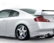 Veilside Version 1 Frp & Carbon Rear Pennon Infiniti G35 Coupe 03-07