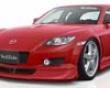 Veilside Version 1 Urethane Front Lip Spoiler Mazda Rx8 04-08