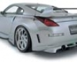 Veilside Version 3 Rear Bumper Nissan 350z Z33 03-08