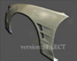 Version Select Dual Vent Front Fenders Nissan 240sx S13 89-94