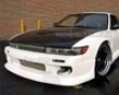 Version Select Front Bumper V1 Nissan 240sx S13 89-94