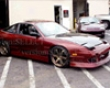 Translation Select Full Body Kit V3 Nissan 180sx
