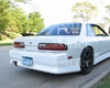 Version Sellect Rear Bumper V2 Nissan 240sx S13 89-94