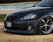 Vertex Digna Blaci Cfrp Front Lip Lexus Is250/350 06+