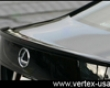 Vertex Digna Rear Spoiler Lexus Is350/250 06+