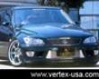 Vertex Front Bumper Lexus Is300 98-05