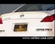Vertex Frp Rear Spoiler Nissan 350z Z33 03-09