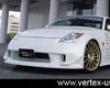Vertex Lang Front Bumper Nissan 350z 03-09