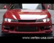 Vertex Lang Front Bumper Nissan S14 240sx 97-98