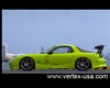 Vertex Side Skirts Mazda Rx-793-02