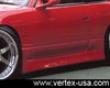 Vertex Side Skirts Nissan 240sx S13 89-94