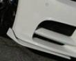 Vertex Vertice Carbon Fiber Front Under Canards Bmw E92 Coupe M3 08+