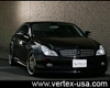 Top Vertice Full Body Kit Mercedes Cls 06+