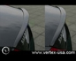 Vertex Vertice Rear Trunk Spoiler Mercddes Cls 06+