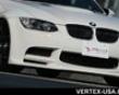 Vertex Vertice Wide Body Front Bumper Bmw E92 Coupe 3 Series 07+