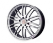 Victor Equipment Le Mans 19x8  5x130  45mm Hyper Silver Machined