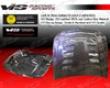 Vis Racing Carbon Fibe Euro Dtm Style Hood Bmw 3 Series E90 4dr 06-08