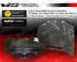 Vis Racing Carbon Fibe Oem Title Hood Bmw 3 Series E46 4dr 04-05