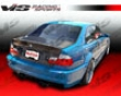 Vis Racing Carbon Fiber Csl-euro Trunk Bmw 3-series E46 99-05