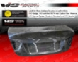 Vis Racing Carbon Fiber Csl Trunk Bmw 3-series E92 07-08