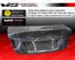 Vis Racing Carbon Fiber Csl Trunk Bmw 3-series 4dr E90 06-08