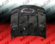 Vis Racing Carbon Fiber Drift 2 Hood Nissan 240sx 95-96