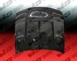 Vis Racing Carbon Fiber Drift 2 Hood Nissan Hb 240sx 89-94