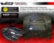 Vis Racing Carbon Fiber Dv 2 Hood Nissan Hb 240sx 89-94