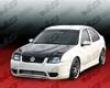 Vis Racing Carbon Fiber Euro R Cover Volkswagen Jetta 99-05